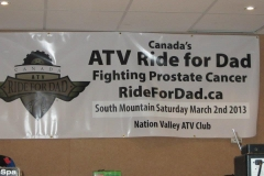 1st Annual Ride for Dad